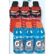 Gatorade Or Powerade Sports Drinks - $4.99