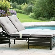 Walmart Clearance & Rollback Deals: Hometrends Double Lounger $278, Pit Boss Portable Grill $109, Greenworks Trimmer $29 + More