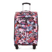 "Tracker - Vintage Tropical 24"" Softside Luggage - $79.00 ($40.99 Off)"