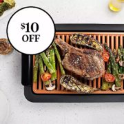 Bed Bath & Beyond: Save $10 Off the Gotham Steel Electric Smokeless Grill and Griddle!