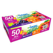 Oasis Fruit Juice Variety Pack - $9.99 ($2.50 off)