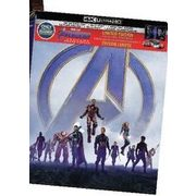 Avengers: Engame (SteelBook) (4K Ultra HD) - $29.99