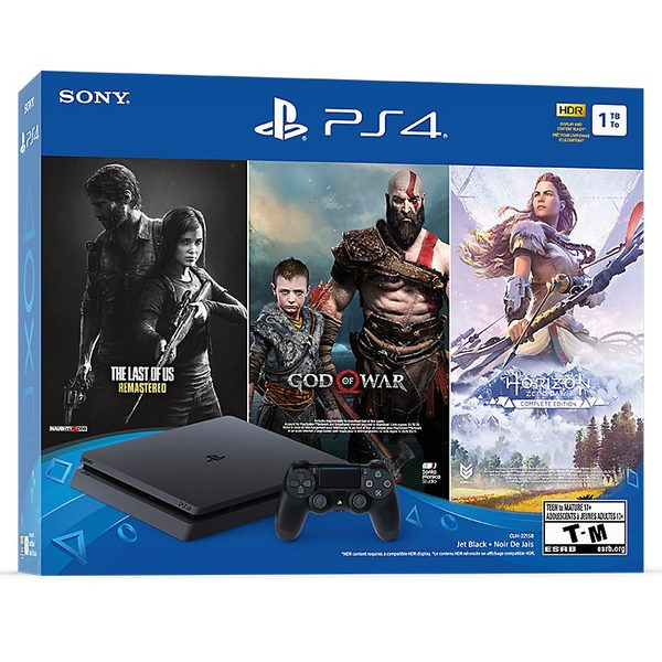 Playstation Black Friday 2019 Deals Ps4 Pro 1tb Console 370 Ps4 1tb Only On Playstation Bundle 250 Dualshock 4 50 More Redflagdeals Com
