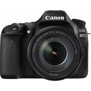 Canon Eos 80d With Ef-s18-135mm F/3.5-5.6 Is Usm Lens - $1,499.99 ($300.00 Off)