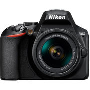 Nikon D3500 Kit W/ Af-p Dx Nikkor 18-55mm Vr Lens (Open Box) - $549.99 ($100.00 Off)
