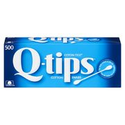 Johnson's Baby Care Or Q-tips Cotton Swaps - $4.99