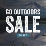 Cabela's Go Outdoors Sale: $140 Garmin Striker 4 Sonar/GPS Combo, $100 Stainless Steel Tabletop Grill, $150 Firepit  + More