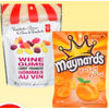 PC Wine Gums, Jelly Belly or Maynards Candy - 2/$5.00