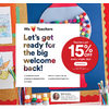 Classroom Decor, Storage & Organization, Planners, Project & Art Supplies, Classroom Decorations  - 15% off