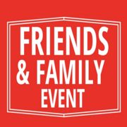 National Sports Friends & Family Event: 20% off Select Products