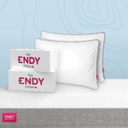 Endy: 2 Free Pillows with Endy Mattress Purchase