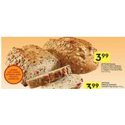 Artisan Breads Potato Scallion, Belgian, Cranberry, Pumpkinseed Or Organic Flax Seed Rye  - $3.99