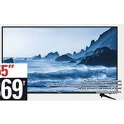"Seiki 55"" 4K UHD Smart TV - $369.00"