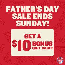[Boston Pizza] Bonus $10 Gift Card at Boston Pizza