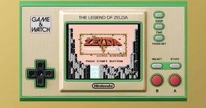 [RedFlagDeals.com] Where to Buy the New Zelda Game & Watch in Canada!